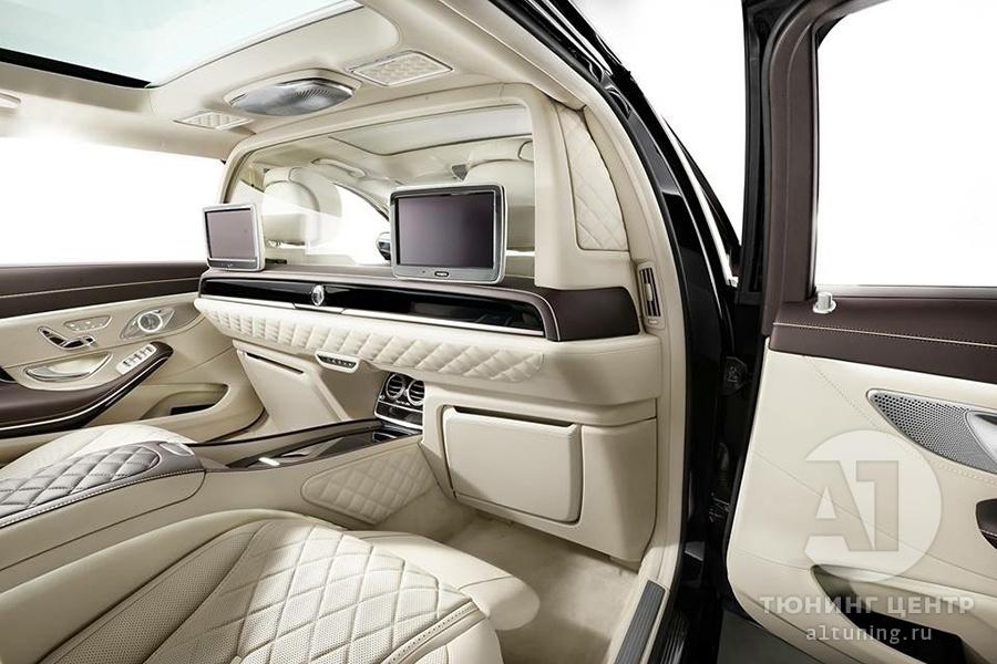 Перегородка Mercedes-Benz Maybach фото 2, А1 Auto