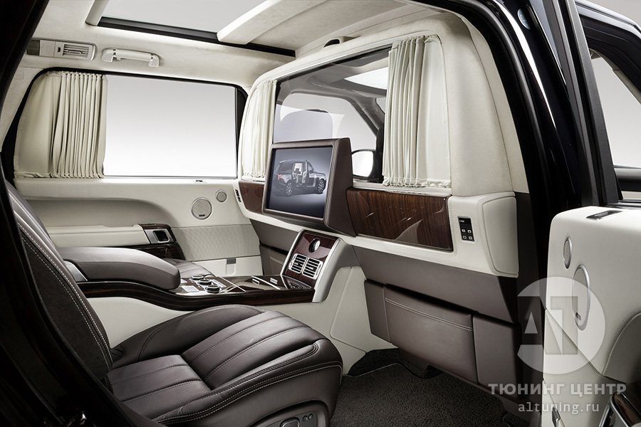 Салон  Range Rover фото 1, А1 Авто