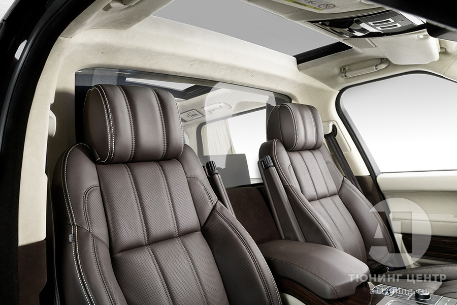 Кожаный салон Range Rover фото 2, А1 Auto