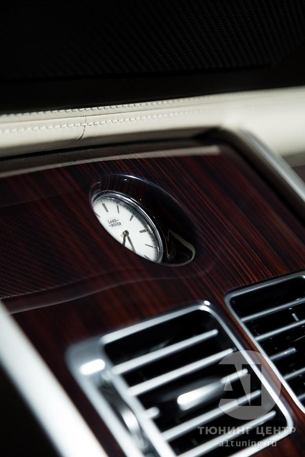 Салон Range Rover фото 1, А1 Auto
