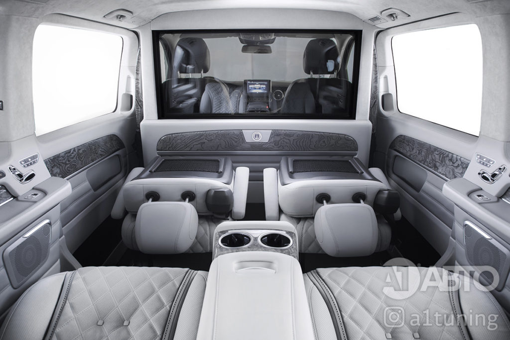Салон Mercedes Benz V-Class Business Jet фото 3, А1 Auto