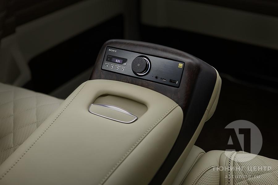 Тюнинг Mercedes Benz V-Class. Фото 16, А1 Авто