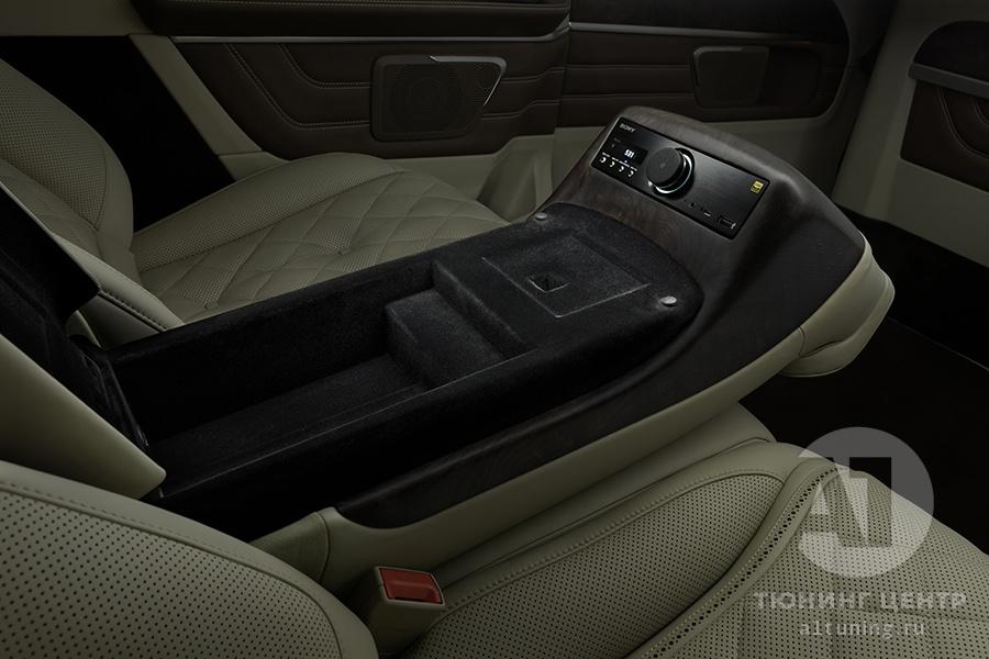 Тюнинг Mercedes Benz V-Class. Фото 18, А1 Авто