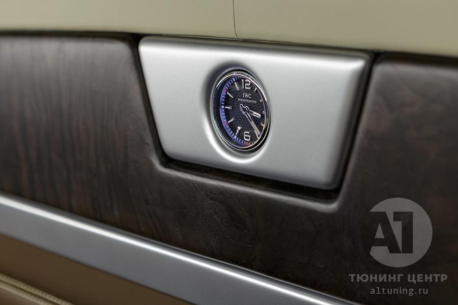 Кожаный салон. Mercedes Benz V-Class. Фото 4. А1 Авто