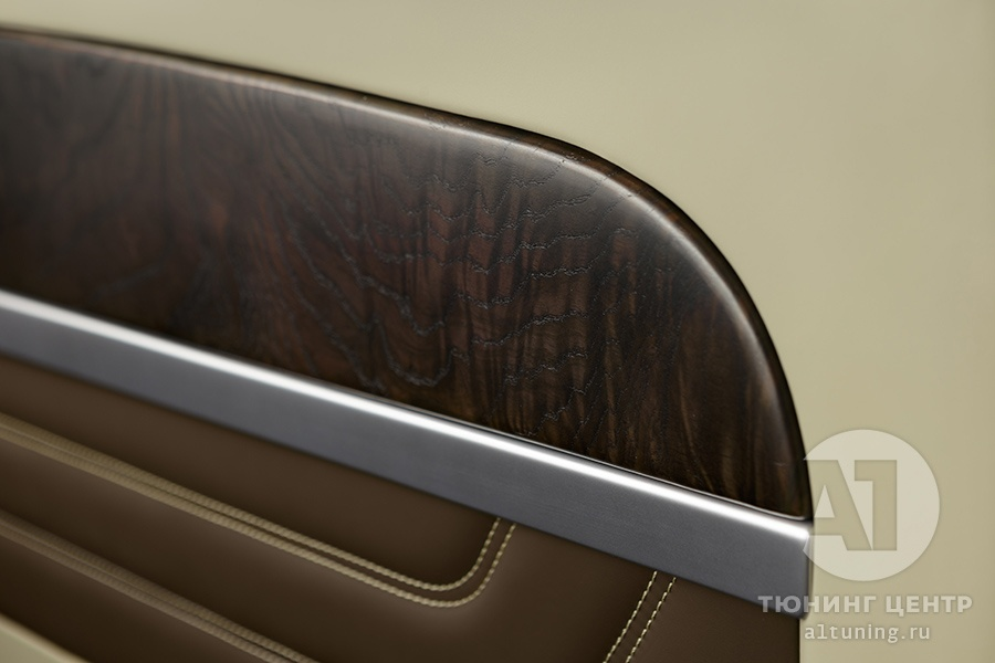 Кожаный салон. Mercedes Benz V-Class. Фото 5. А1 Авто