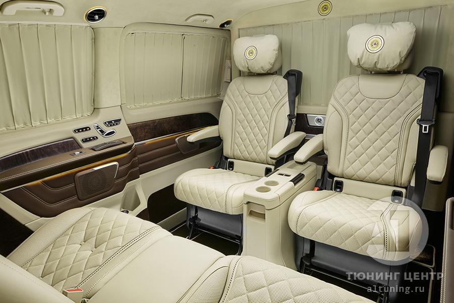 Тюнинг Mercedes Benz V-Class. Фото 12, А1 Авто