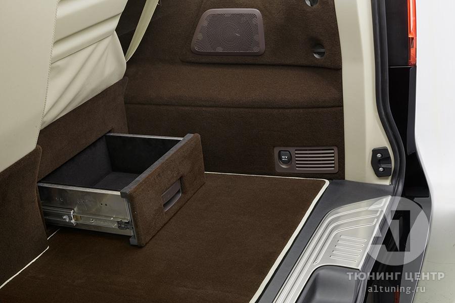 Тюнинг Mercedes Benz V-Class. Фото 14, А1 Авто