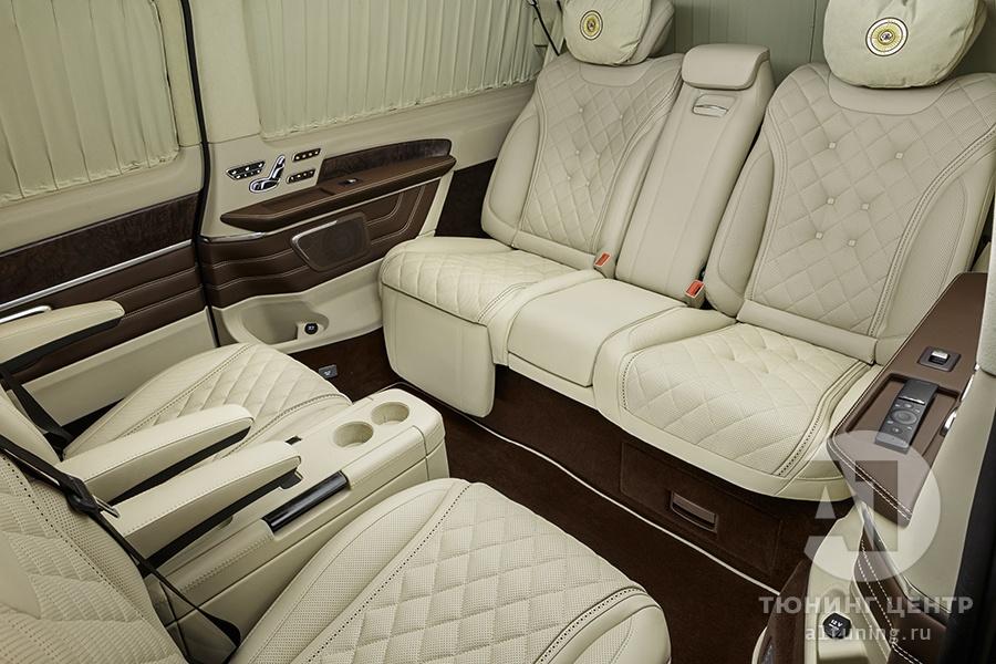 Тюнинг Mercedes Benz V-Class. Фото 15, А1 Авто