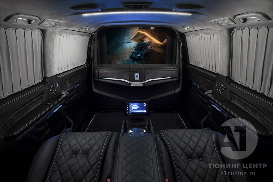 Тюнинг Mercedes Benz V-Class. Фото 1, А1 Авто