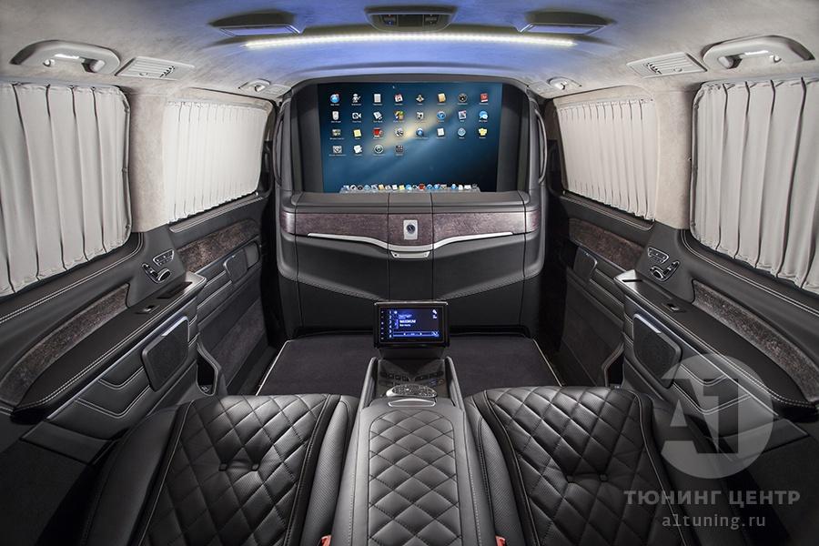 Тюнинг Mercedes Benz V-Class. Фото 3, А1 Авто