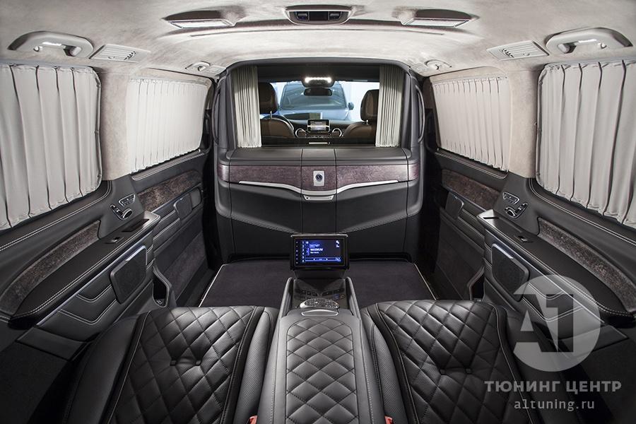 Тюнинг Mercedes Benz V-Class. Фото 2, А1 Авто