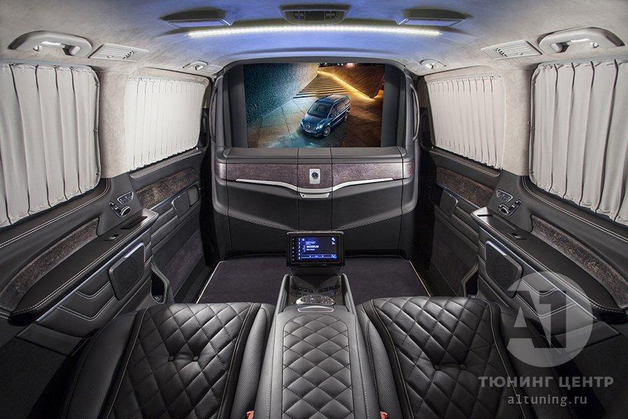 Тюнинг Mercedes Benz V-Class. Фото 5, А1 Авто