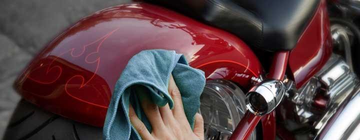 Защитные покрытия для мотоцикла