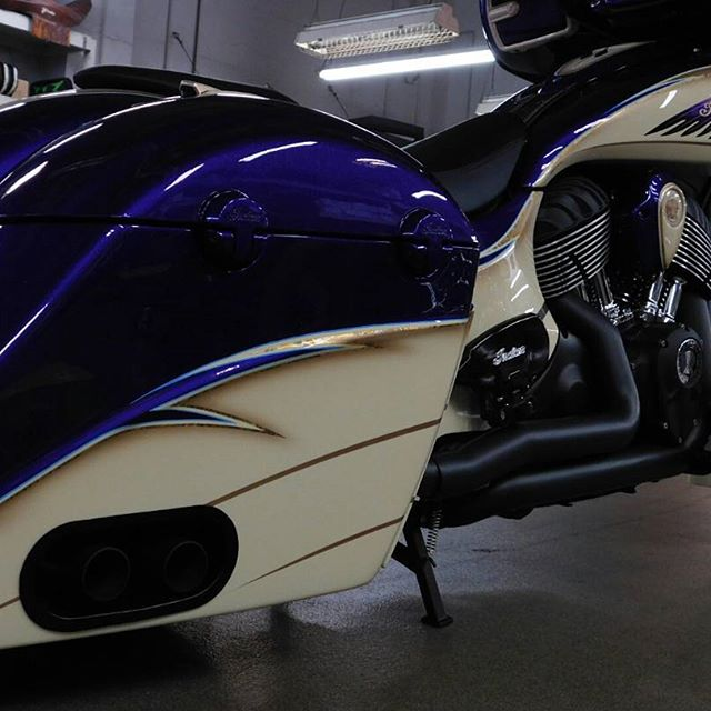 Защитные покрытия для мотоцикла. Фото 2