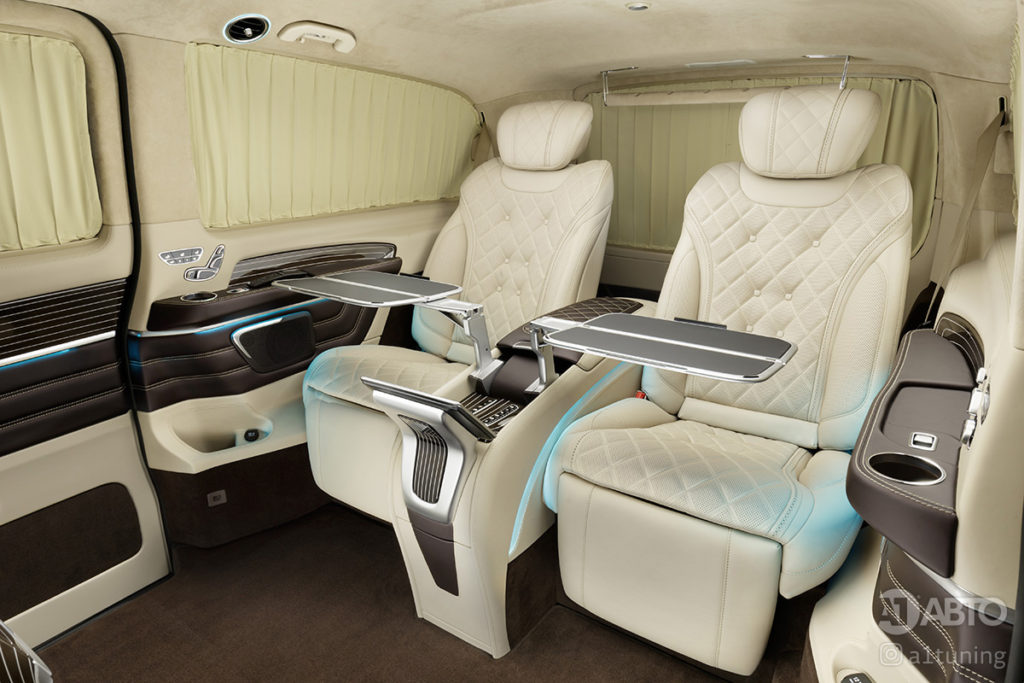 Тюнинг салона Mercedes-Benz V-VIP фото 4, А1 Авто