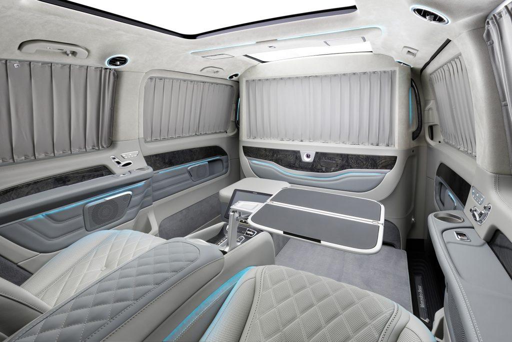 Cалон Mercedes-Benz V-Business Jet фото 3, А1 Авто