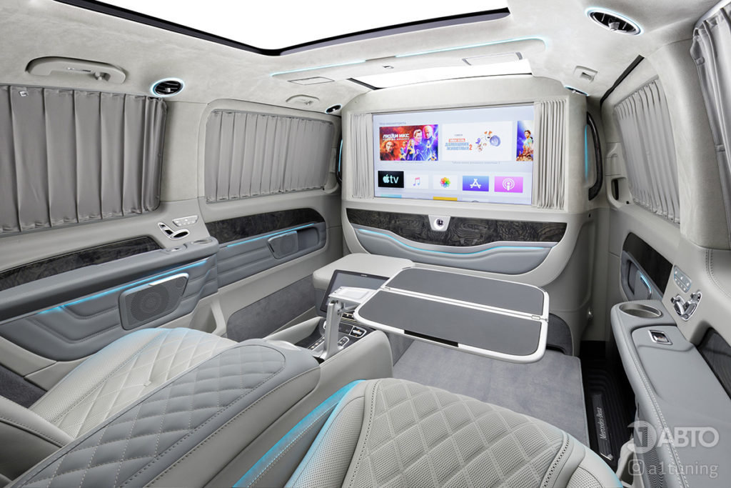 V-Bussiness Jet. Фото 1, A1 Тюнинг Центр
