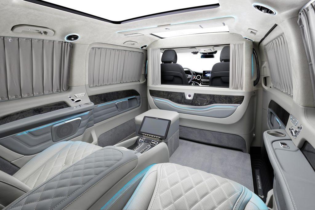 Cалон Mercedes-Benz V-Business Jet фото 4, А1 Авто