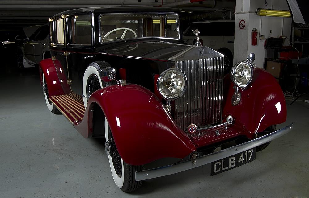 Реставрация салона ретро-автомобиля, А1 Авто