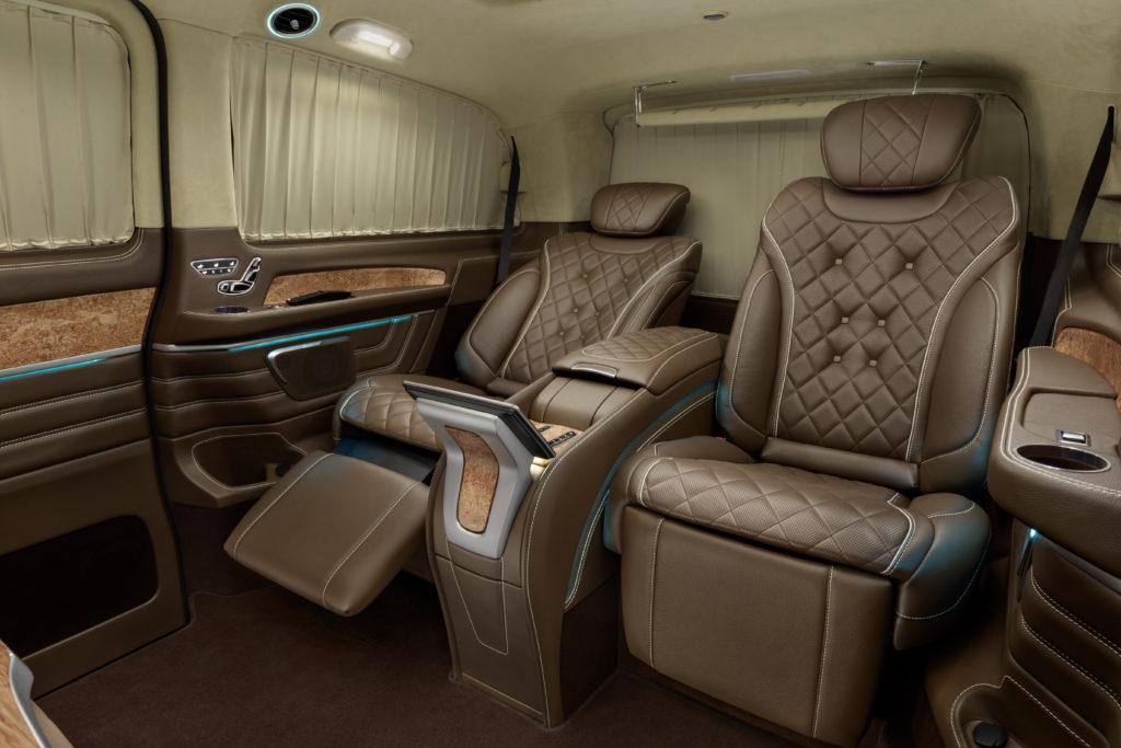 Фото наших работ Mercedes-Benz V-class