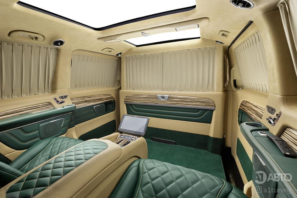 Cалон Mercedes-Benz V-Business Jet. А1 Авто.