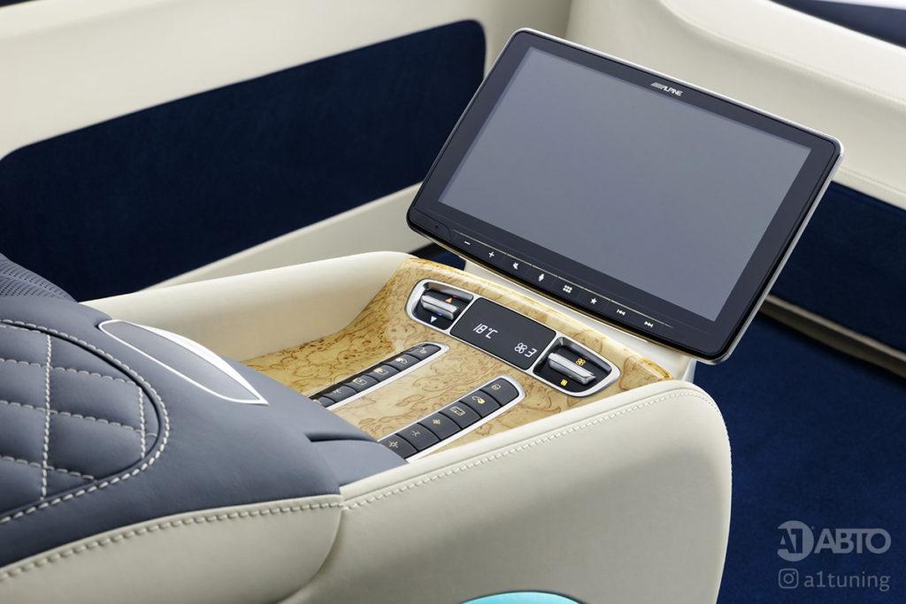 Тюнинг Mercedes-Benz V-Business Jet фото 1, А1 Авто