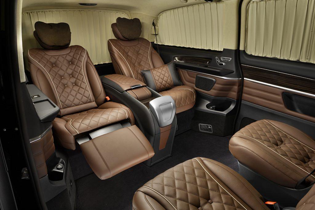 Салон Mercedes-Benz V-class фото 1, А1 Авто