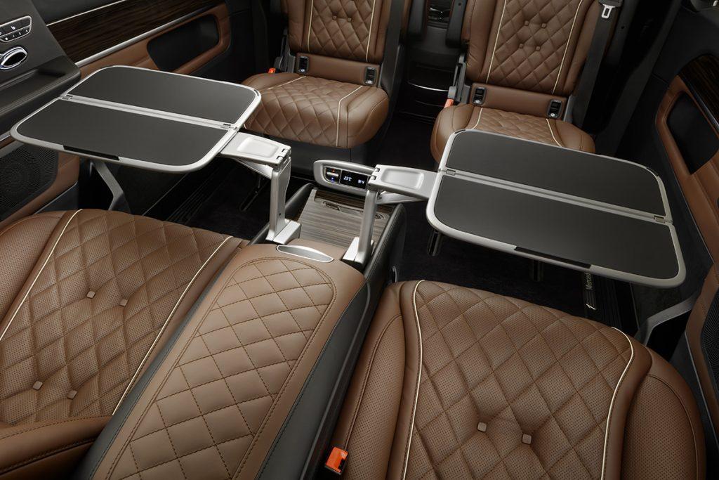 Салон Mercedes-Benz V-class фото, А1 Авто