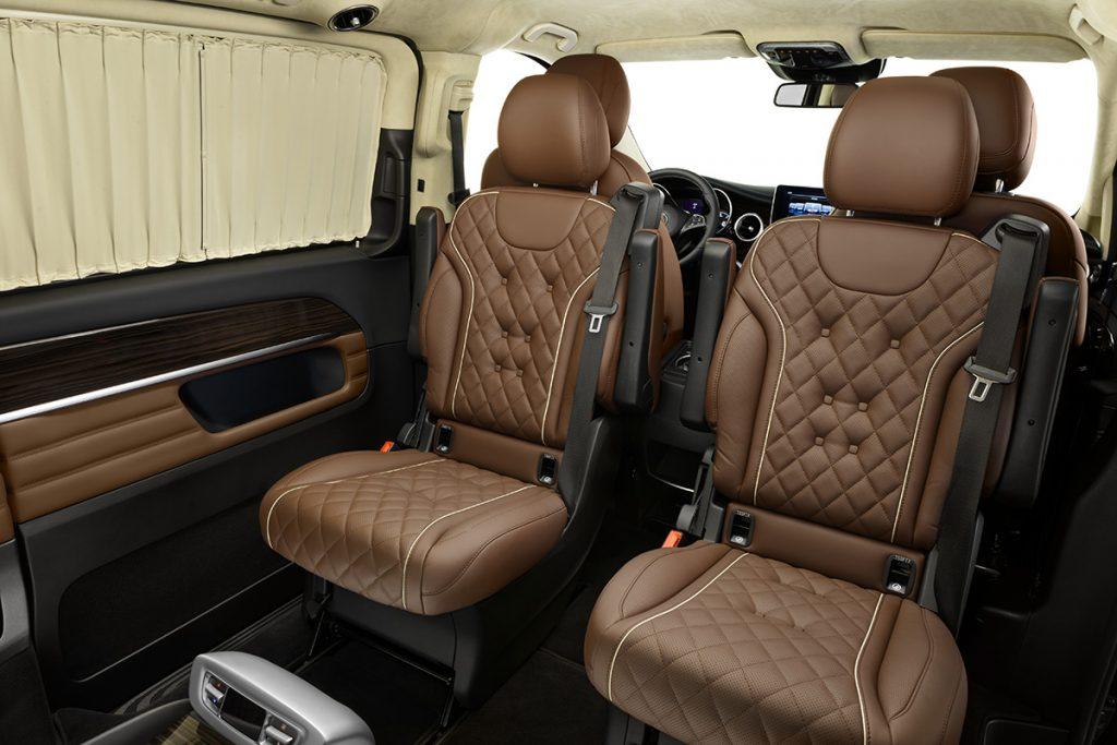 Салон Mercedes-Benz V-class фото 4, А1 Авто