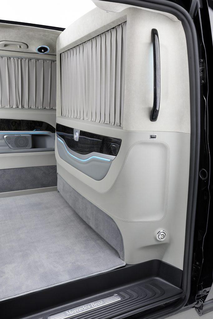 Тюнинг салона Mercedes-Benz V-class фото 2, А1 Авто