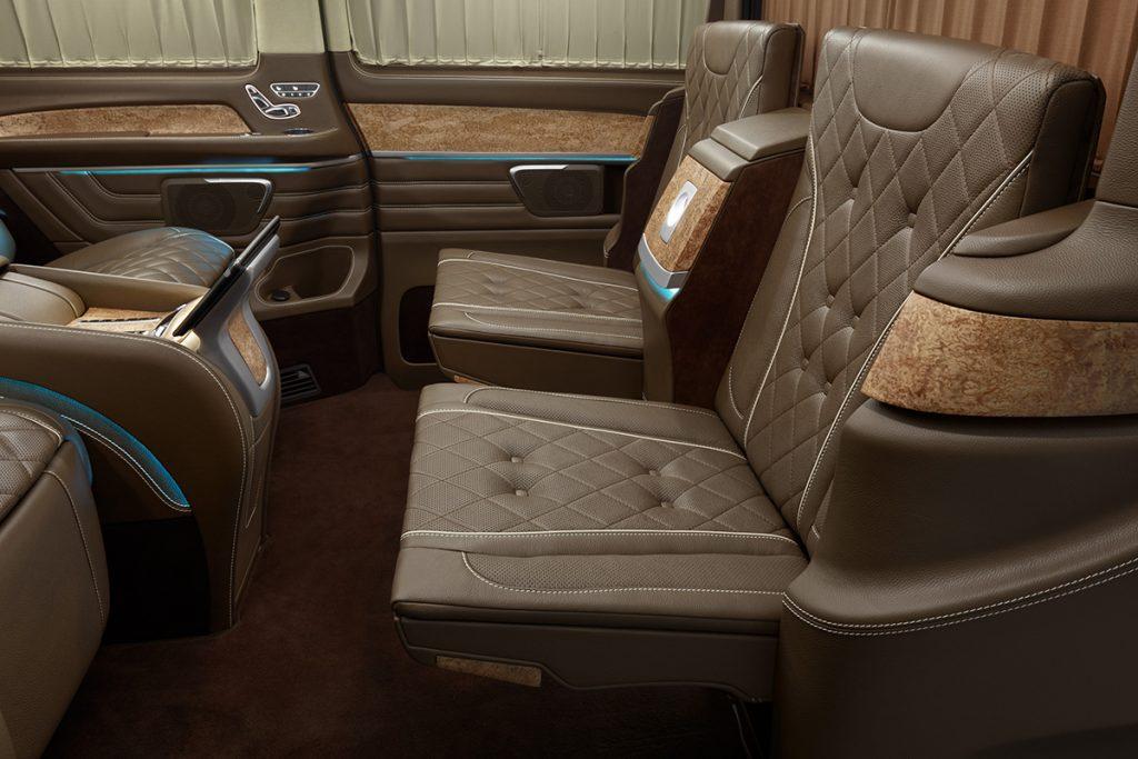 Кожаный салон Mercedes-Benz V-class фото 2, А1 Авто