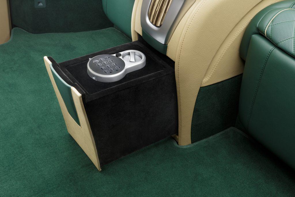 Потайной сейф в машине