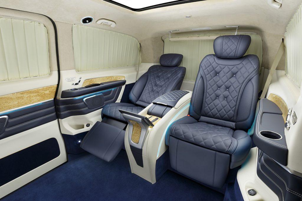 Тюнинг салона Mercedes-Benz V-class фото 6, А1 Auto