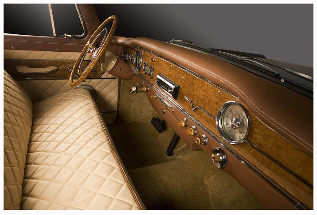 Реставрация ретро-автомобиля, фото работ 5. А1 Авто