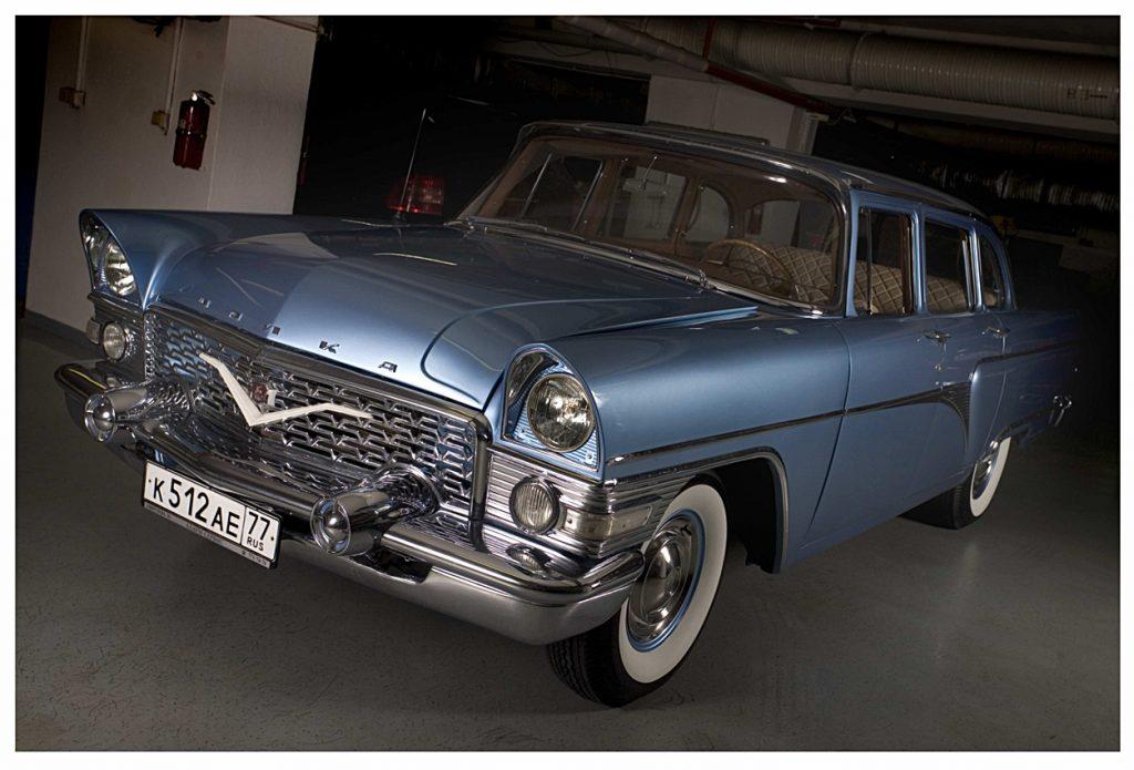 Реставрация ретро-автомобиля, фото работ 2. А1 Авто