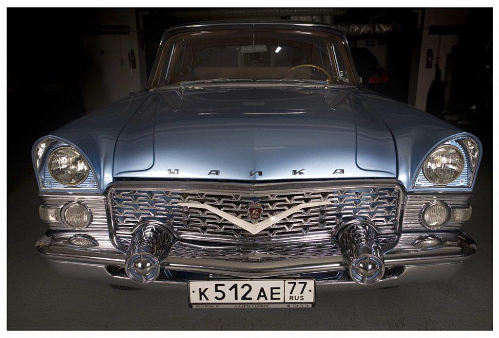 Реставрация ретро-автомобиля, фото работ. A1 Auto