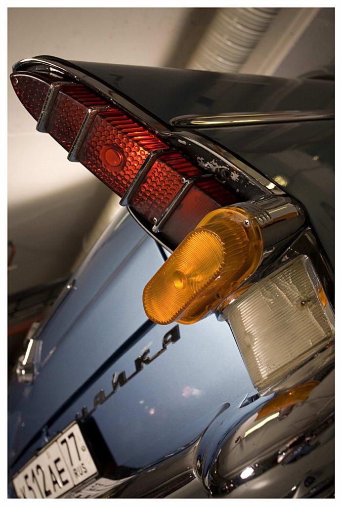 Реставрация ретро-автомобиля, фото работ 1. А1 Авто