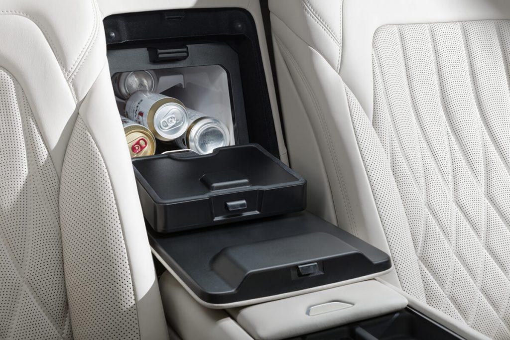 Mercedes-Benz G-class салон фото