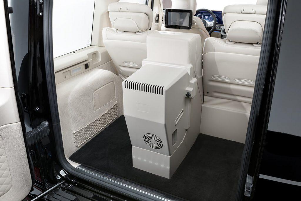 Mercedes-Benz G-class тюнинг. А1 Авто