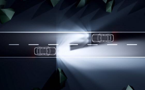 Оптимальная дальность света фар