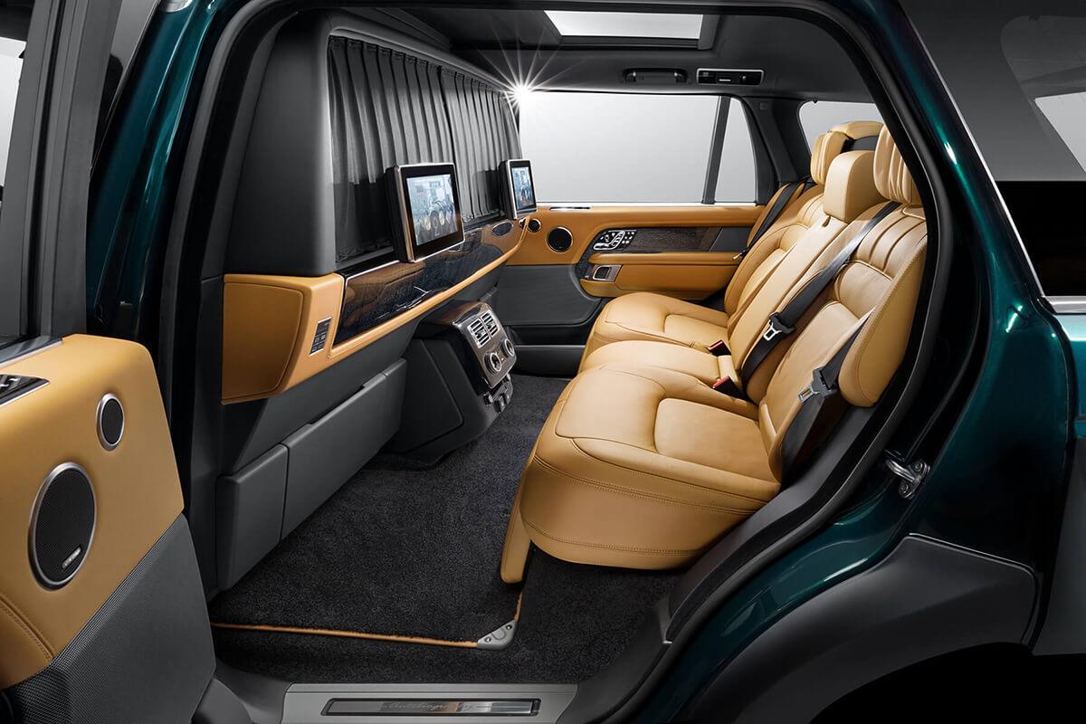 Range Rover Autobiography. Фото